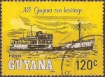 Stamps America - Guyana -
