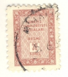 Stamps Turkey -  RESMI
