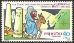 Sellos de Europa - España -  2773 - XVI Centº del viaje de la monja Egeria al Oriente Bíblico