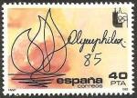 Sellos de Europa - España -  2781 - Exposición Internacional de Filatelia Olímpica Olymphilex