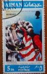 Stamps Asia - Jordan -  samurai