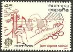 Sellos de Europa - España -  2789 - Europa Cept, Joven Orquesta Nacional