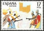 Stamps Europe - Spain -  2784 - Fiesta de Moros y Cristianos en Alcoy