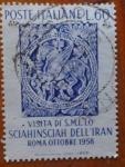 Stamps Italy -  pegaso