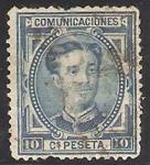 Sellos de Europa - España -  175 - Alfonso XII