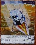 Stamps Asia - United Arab Emirates -  Apolo 12