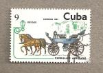 Sellos de America - Cuba -  Breake