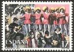 Stamps Spain -  2840 - Fiesta de Carnavales de Cádiz