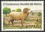 Sellos del Mundo : Europa : España :  2839 - II conferencia mundial del merino, carnero merino