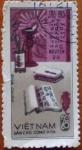 Stamps Asia - Vietnam -  libro