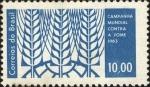 Stamps Brazil -  Campaña mundial contra el hambre.