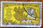 Stamps Colombia -  escudo