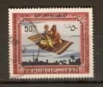 Stamps Iraq -  Feria turística