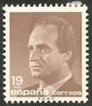 Stamps Spain -  2834 - Juan Carlos I