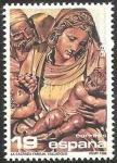Sellos de Europa - España -  2867 - Navidad, La Sagrada Familia
