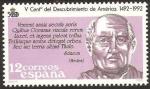 Sellos de Europa - España -  2861 - V centº del descubrimiento de América, Séneca