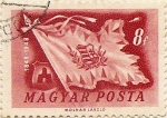 Stamps Hungary -  1848-1948