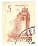 Sellos de Europa - Yugoslavia -  Astillero