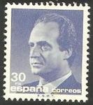 Stamps Spain -  2879 - Juan Carlos I