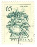 Sellos de Europa - Yugoslavia -  Fabrica
