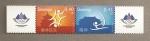 Stamps Slovenia -  Olimpiadas de Beijing