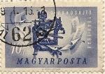 Stamps Hungary -  SZABADSADJO 1848-1948