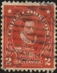 Stamps Chile -  Pedro de Valdivia.