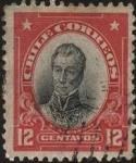Stamps America - Chile -  Presidente Francisco Antonio PINTO.