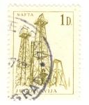 Sellos de Europa - Yugoslavia -  Torres