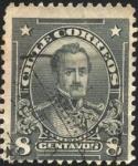 Stamps America - Chile -  Director supremo y presidente RAMÓN FREIRE SERRANO.