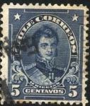 Stamps America - Chile -  O'HIGGINS.