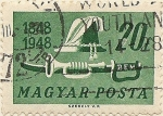 Stamps Europe - Hungary -  1848-1948
