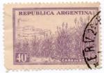 Stamps America - Argentina -  CAÑA DE AZUCAR