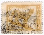 Stamps Argentina -  PUMA