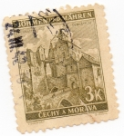 Stamps Europe - Czechoslovakia -  CASTILLO