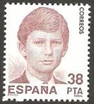 Stamps Spain -  2752 - Felipe de Borbón