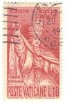 Stamps Vatican City -  CLEMENS XIV