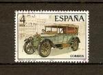 Sellos de Europa - España -  Automóviles