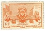 Stamps Africa - Sudan -  mascara