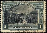 Sellos de America - Chile -  100 años de la Jura de la Independencia de Chile.