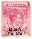 Stamps Asia - Malaysia -  strayts