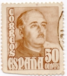 Stamps Spain -  059