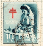 Stamps Spain -  anti
