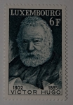 Stamps Europe - Luxembourg -  VICTOR HUGO