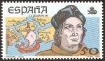 sellos de Europa - España -  2923 - V Centº del descubrimiento de América, Cristóbal Colón