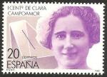 Stamps : Europe : Spain :  2929 - I Centº del nacimiento de Clara Campoamor
