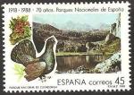 Stamps Spain -  2937 - Parque Nacional de Covadonga