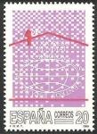 Sellos de Europa - España -  2959 - I congreso mundial de casas regionales y centros españoles
