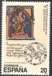Stamps Spain -  2961 - VIII centº de las primeras Cortes de León