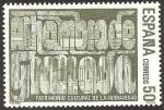 Sellos de Europa - España -  2981 - Alhambra de Granada, Patrimonio de la Humanidad